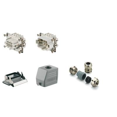 Sada konektorů RockStar® HDC HE Weidmüller 1712660000 1 ks