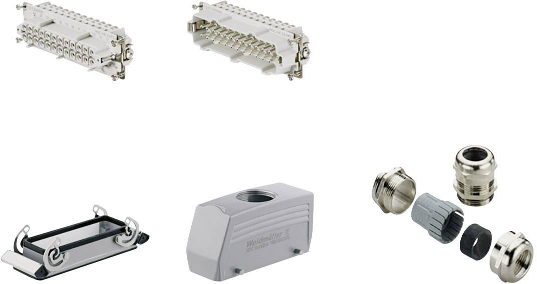 Sada konektoru RockStar® HDC HE Weidmüller 1712690000 1 ks