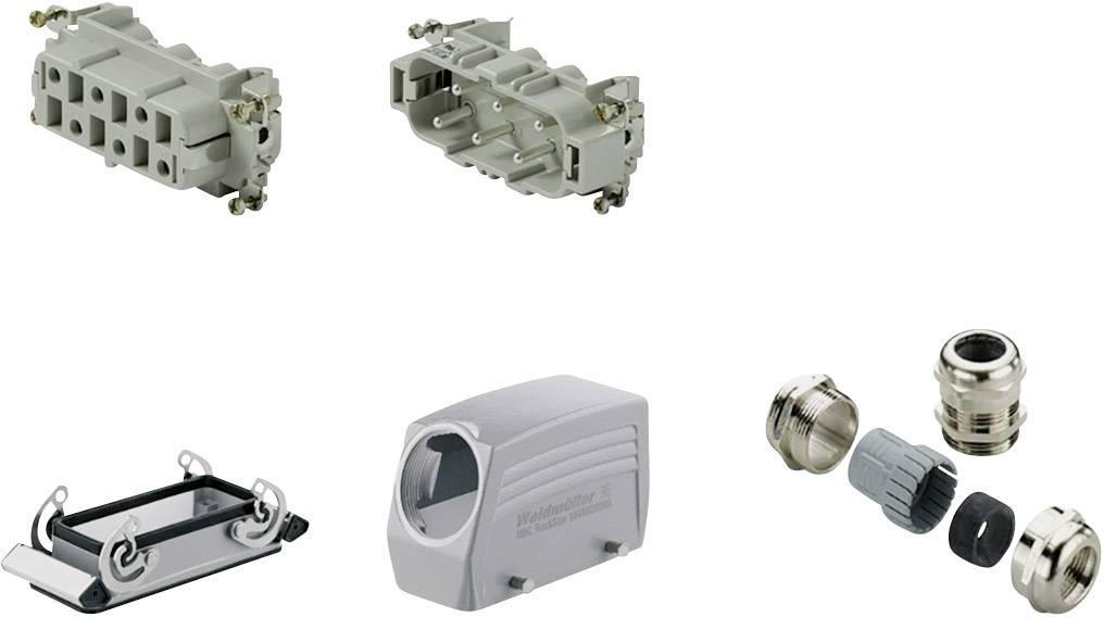Sada konektorů RockStar® HDC HSB Weidmüller 1724000000 1 ks