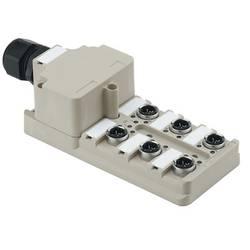Pasivní box senzor/aktor Weidmüller SAI-6-M 3P IDC 1760050000, 1 ks