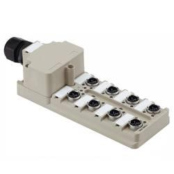 Pasivní box senzor/aktor Weidmüller SAI-8-M 3P IDC 1760060000, 1 ks