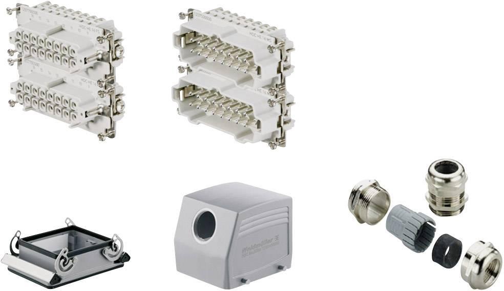 Sada konektorů RockStar® HDC HE Weidmüller 1802370000 1 ks