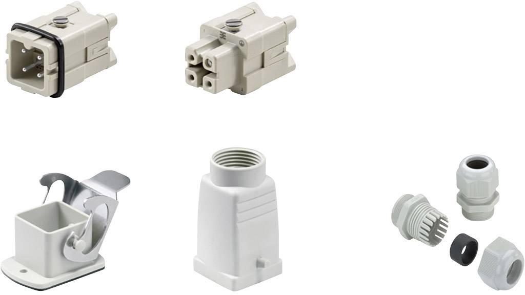 Sada konektorů RockStar® HDC HA Weidmüller 1802460000 1 ks