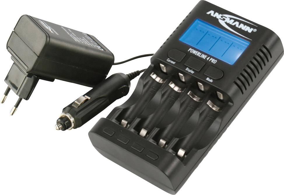 Nabíjačka Ansmann Powerline 4 Pro