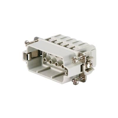 Vložka pinového konektoru Weidmüller 1873870000, 10, krimpované, 1 ks