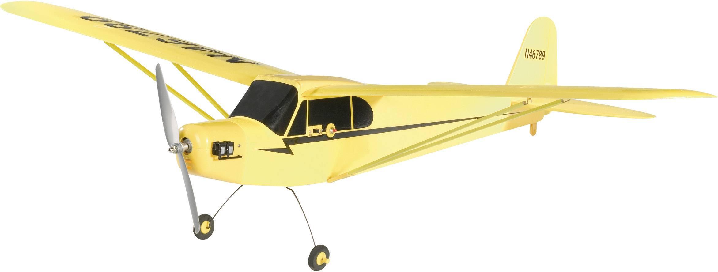 RC model motorového lietadla Reely Piper J-3 Cub, RtF, 955 mm