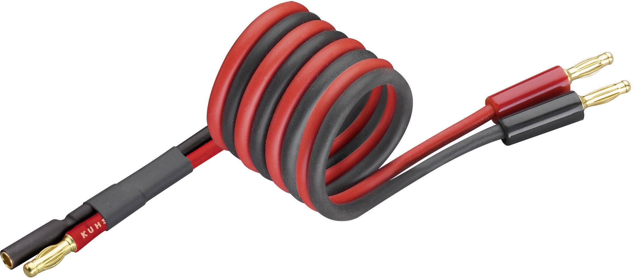 Nabíjací kábel Modelcraft 208366, 250 mm, 4 mm²