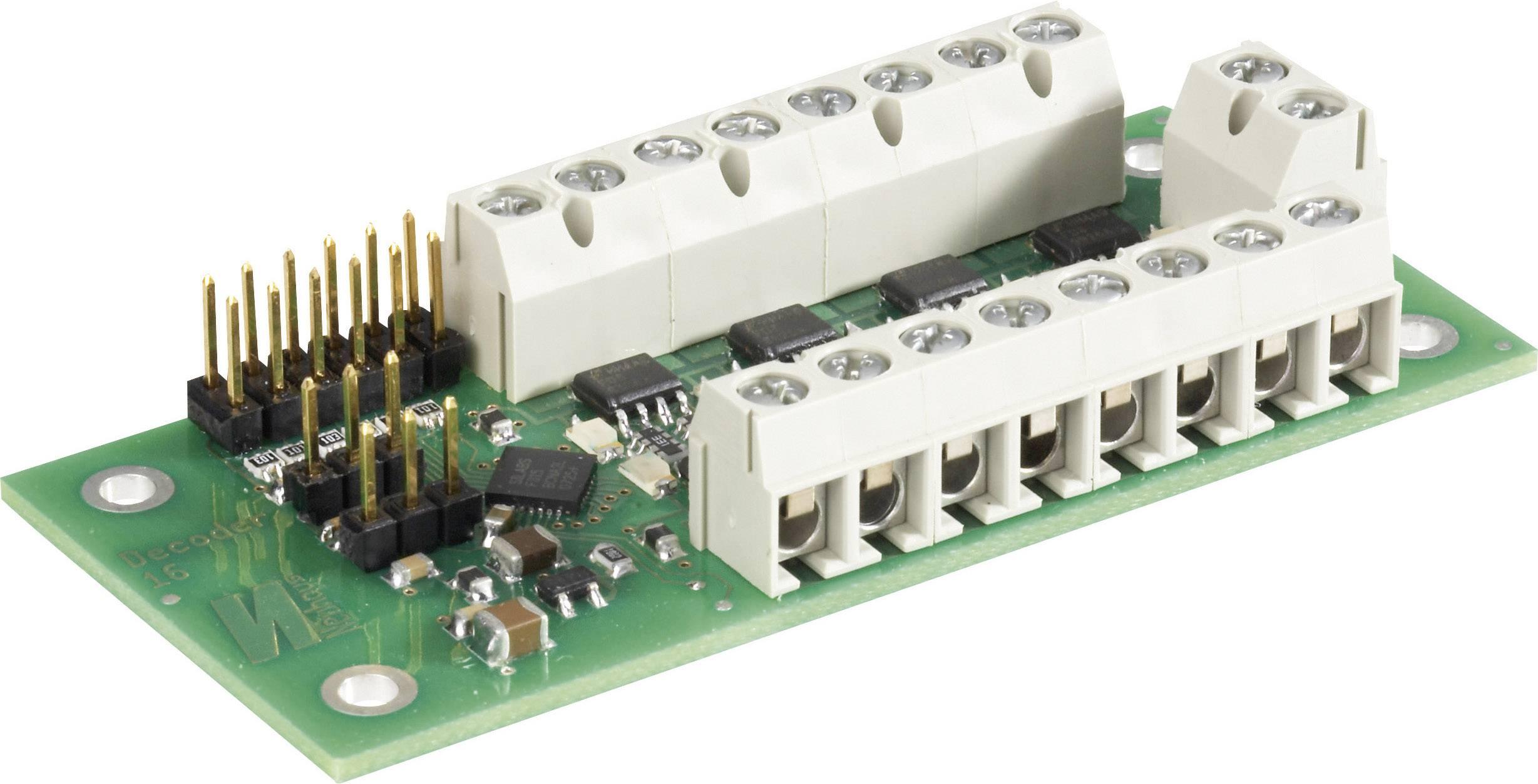 Kanálový prepínač a dekóder 16+6 Neuhaus 205790