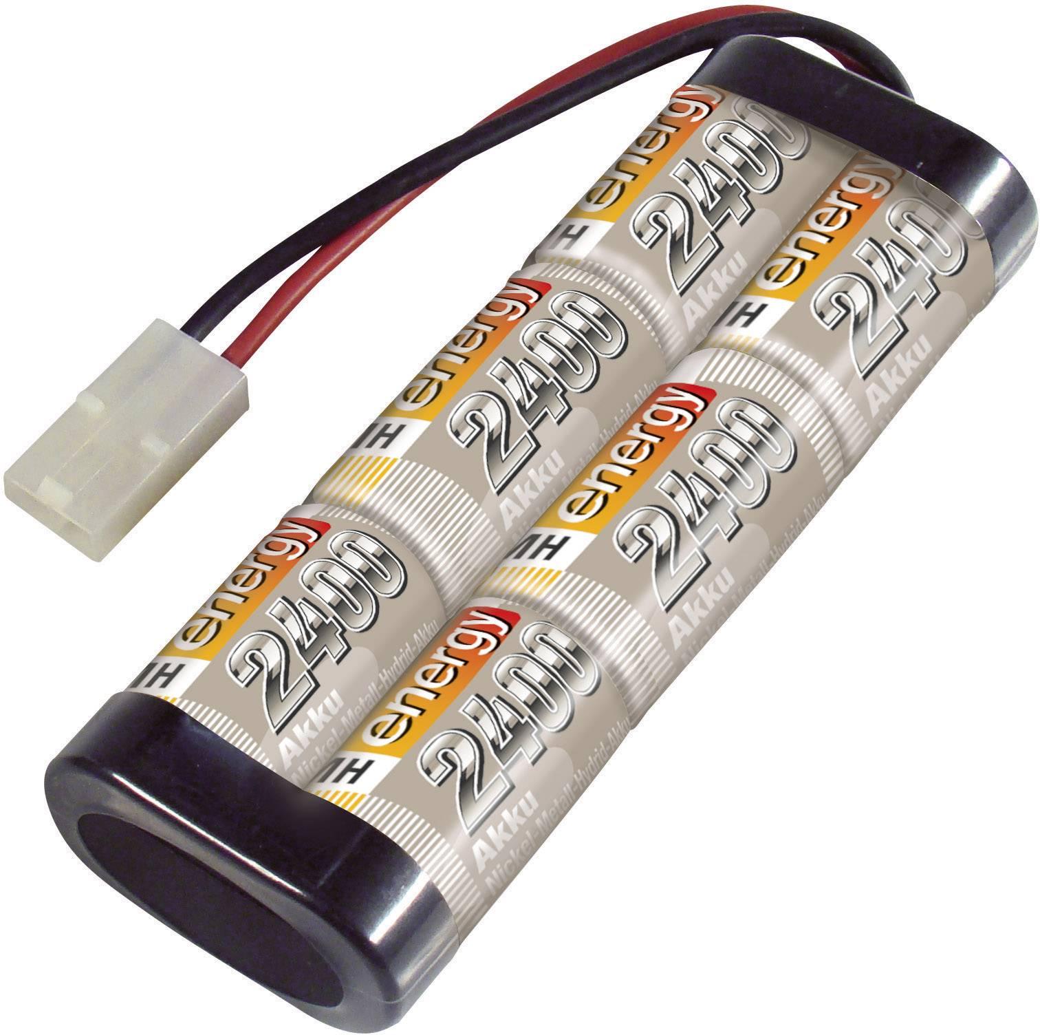 Akupack NiMH Conrad energy 206026, 7.2 V, 2400 mAh
