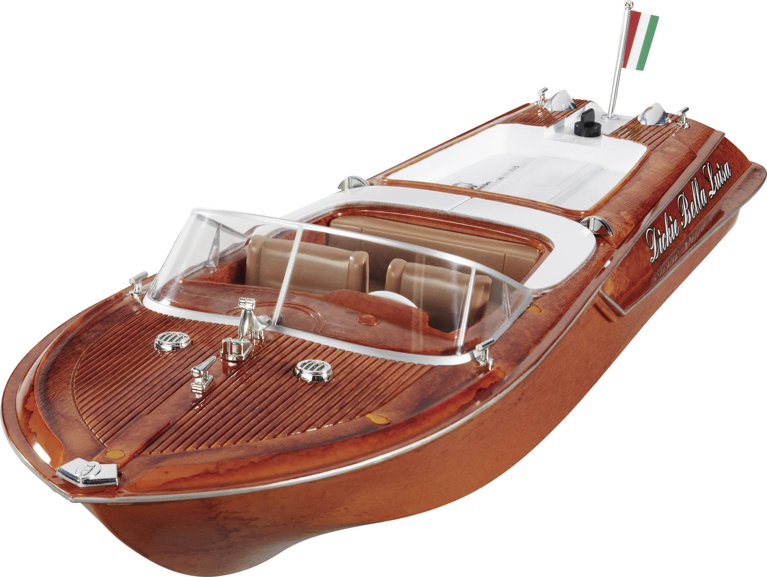 Modely lodí pre začiatočníkov