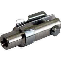 Vidlicová hlava Modelcraft 10995, M4, 1 ks, hliník