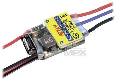 Brushless letový regulátor pre model lietadla ROXXY BL Control 908, 12 A