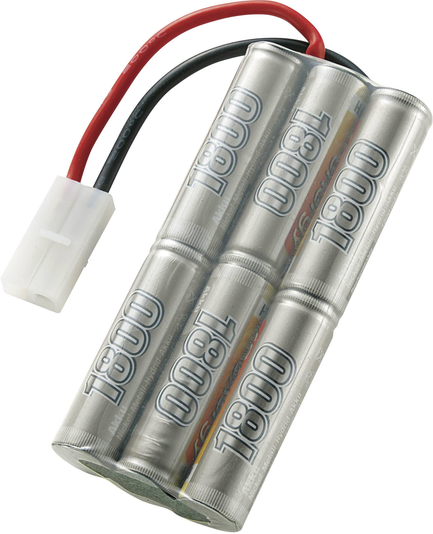 Akupack NiMH Conrad energy 206409, 7.2 V, 1800 mAh