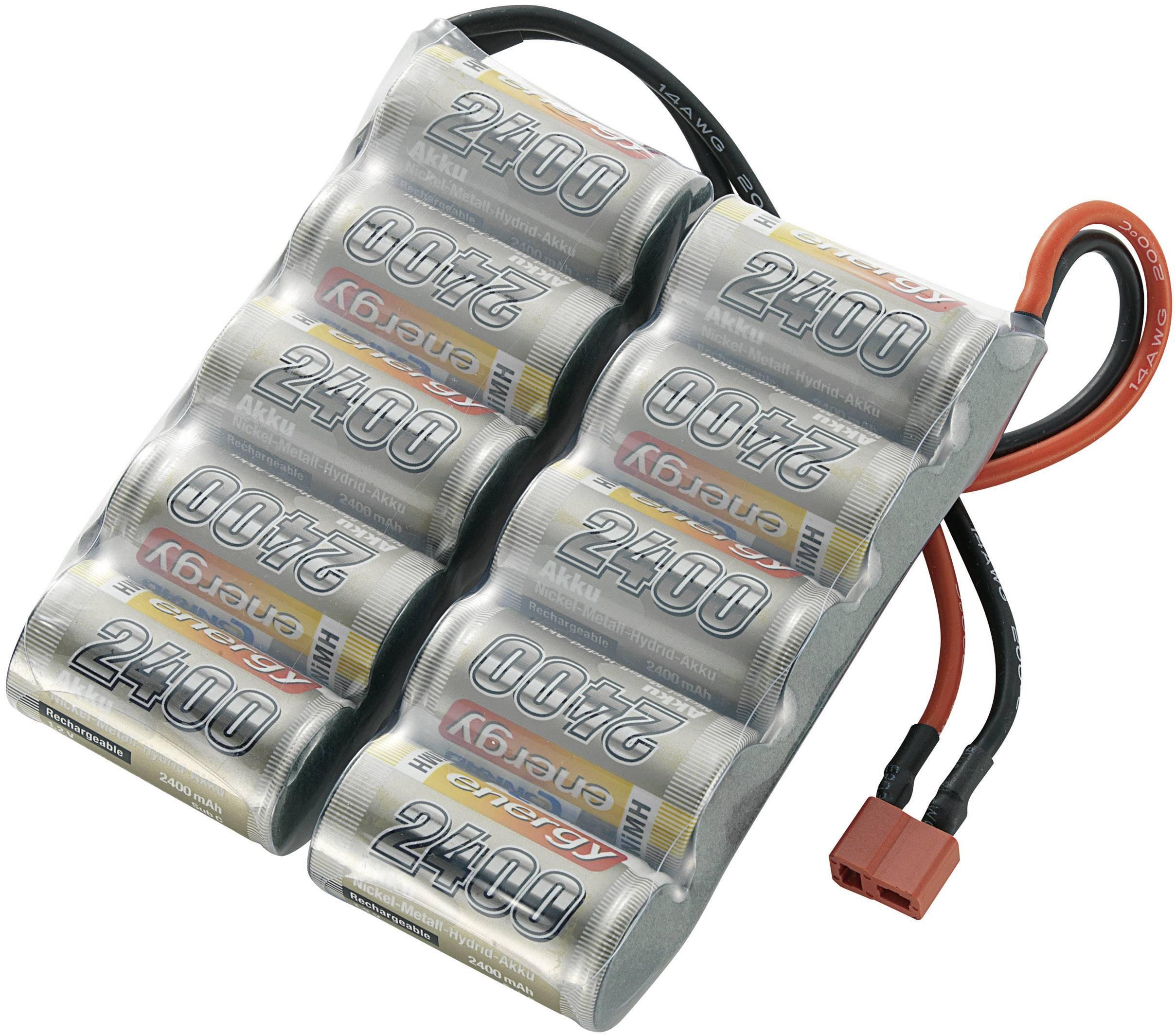 Akupack NiMH Conrad energy 206974, 12 V, 2400 mAh