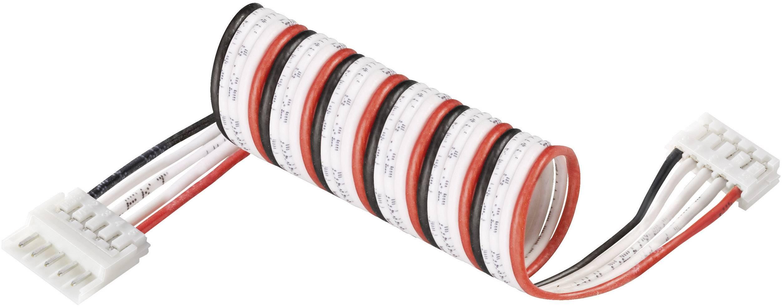 Modelářství LiPo-balancer- prodlužovací kabely