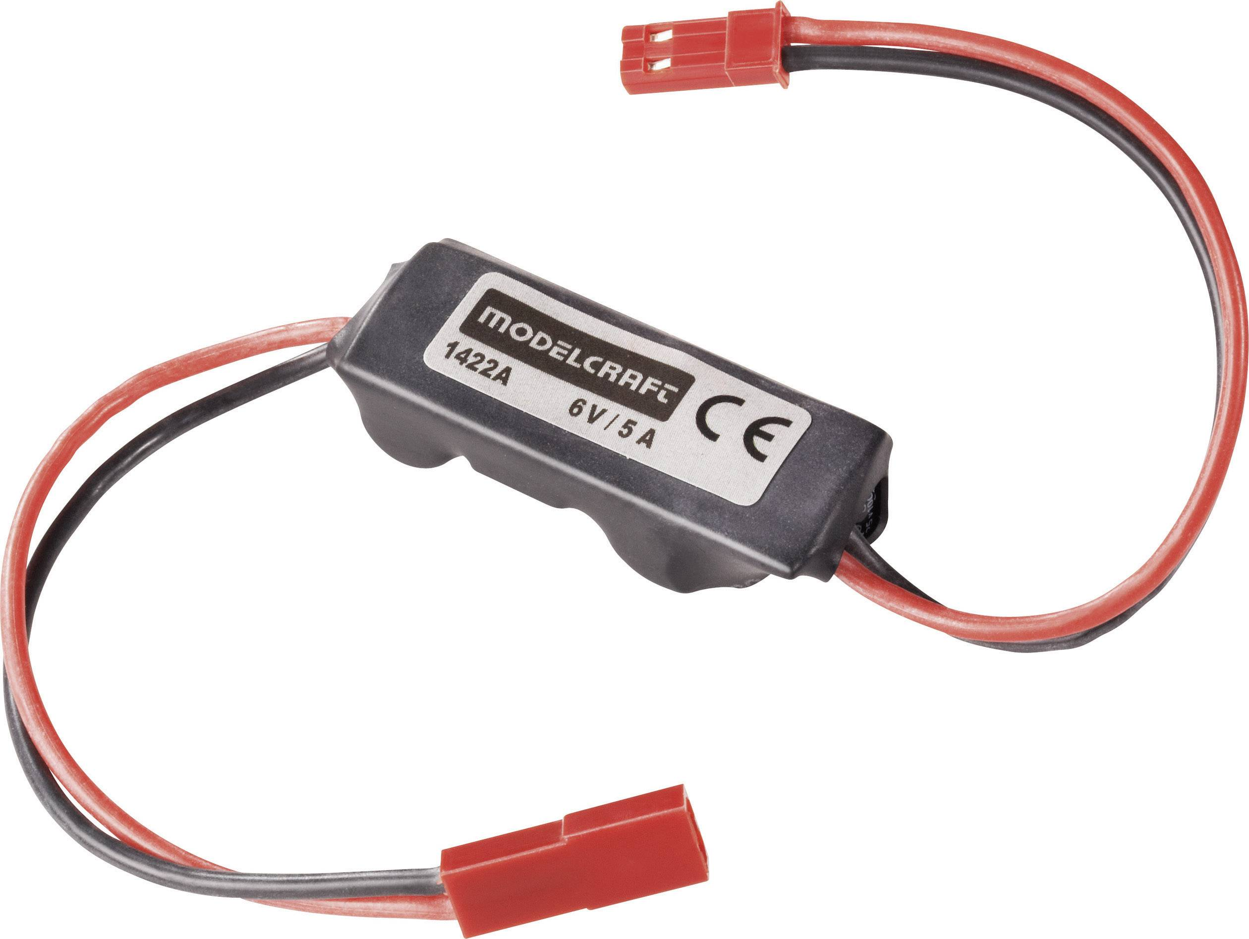 Regulátor napětí Li-Pol Modelcraft, 6 V