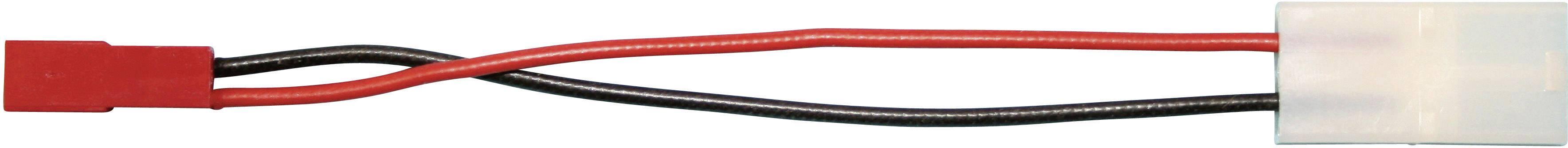 Redukce Tamiya zásuvka /BEC zástrčka Modelcraft, 100 mm, 0,5 mm²