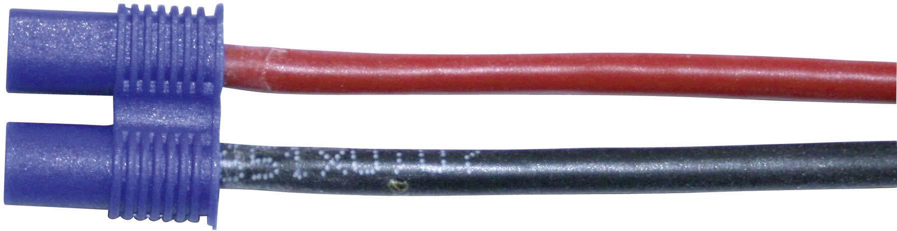 Napájecí kabel Modelcraft, EC3 zásuvka/zásuvka, 300 mm, 1,5 mm²