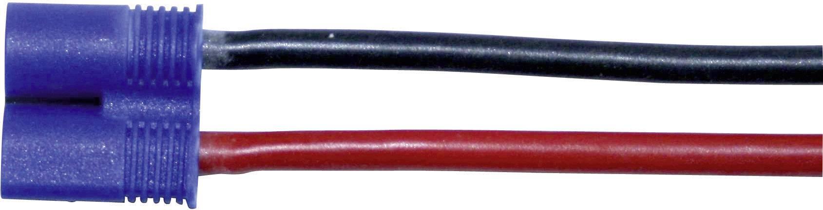 Napájecí kabel Modelcraft, EC3 zástrčka/zástrčka, 300 mm, 1,5 mm²