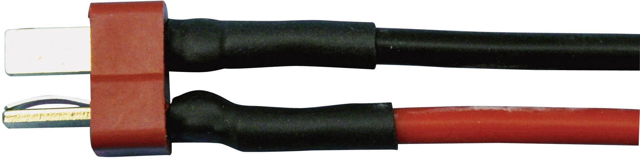 Napájecí kabel Modelcraft, T zástrčka, 300 mm, 2,5 mm²