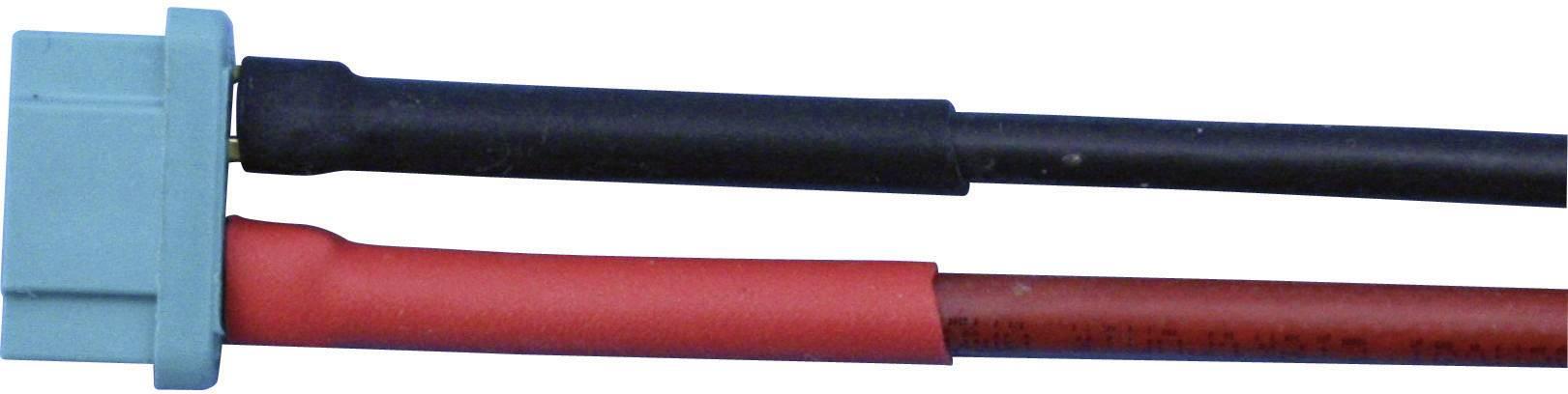 Napájecí kabel pro vyšší odběr Modelcraft, MPX zásuvka, 300 mm, 2,5 mm²
