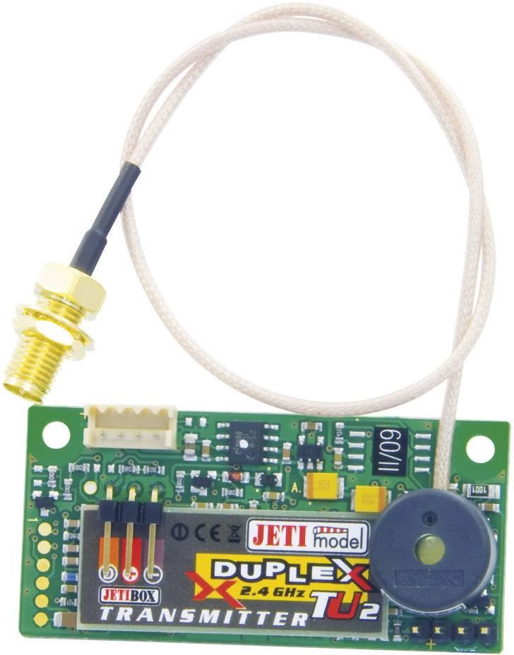Vysílací modul Jeti Duplex TU2, 2,4 GHz