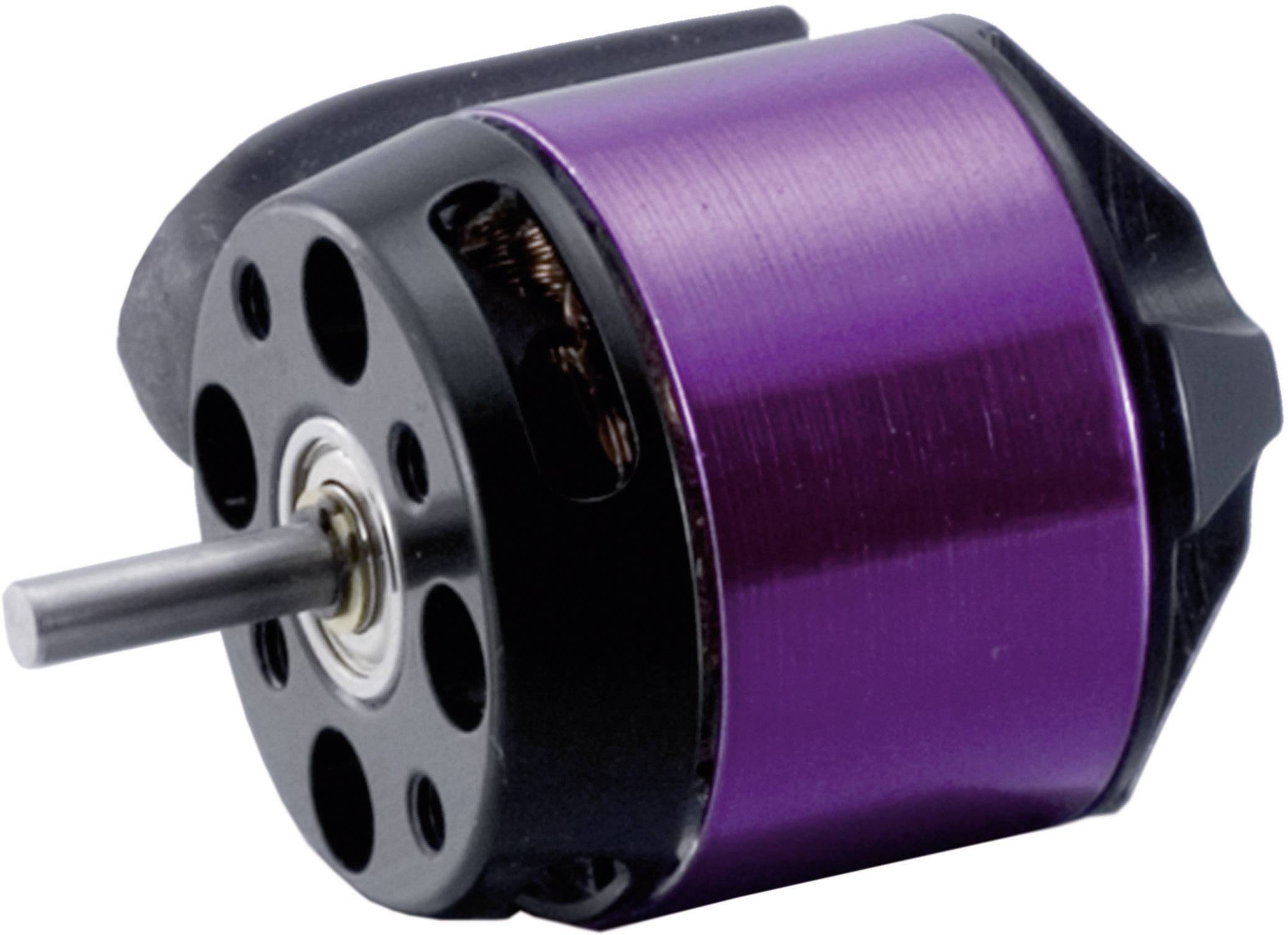 Elektromotor Brushless Hacker A20-20 L EVO, 1022 ot./min./V, 20 závitů