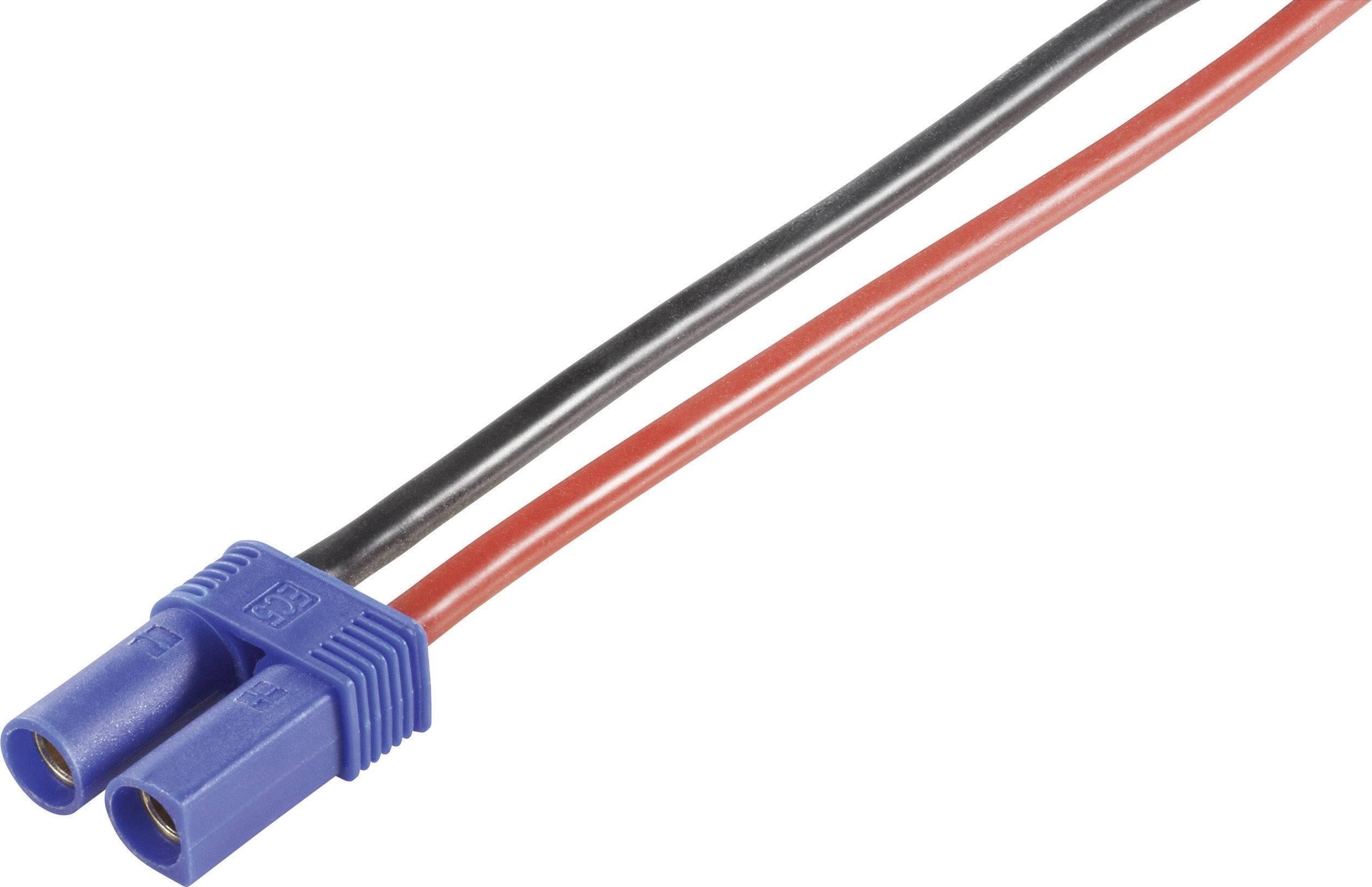 Zdířka EC5 k akumulátoru Modelcraft