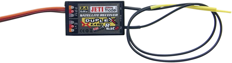 Rozšiřující satelitní přijímač pro Jeti Duplex 2,4 GHz