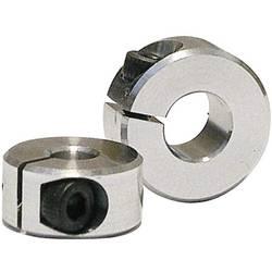 Hliníkový upínací kroužek Modelcraft, 6 mm, M2.5, pro hřídel 4 mm, 1 pár