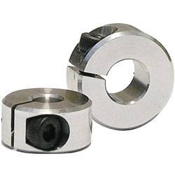 Hliníkový upínací kroužek Modelcraft, 6 mm, M2.5, pro hřídel 5 mm, 1 pár