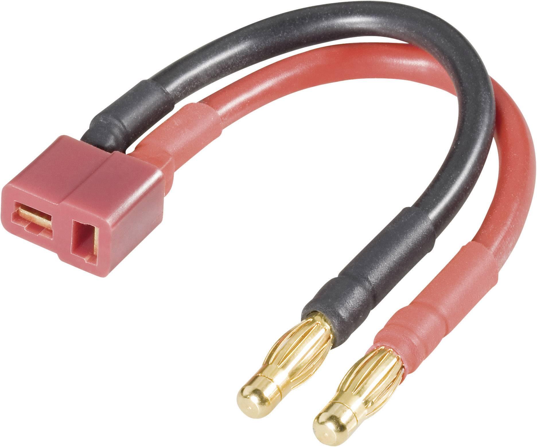Kabely a konektory pro modelářství