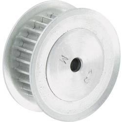Ozubená řemenice hliníková Modelcraft, 20 zubů (4 mm)