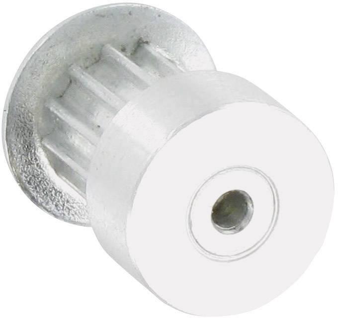 Ozubená řemenice hliníková Modelcraft, 15 zubů (3,2 mm)