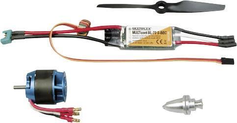 Sada elektromotoru Multiplex FunJet (332647)