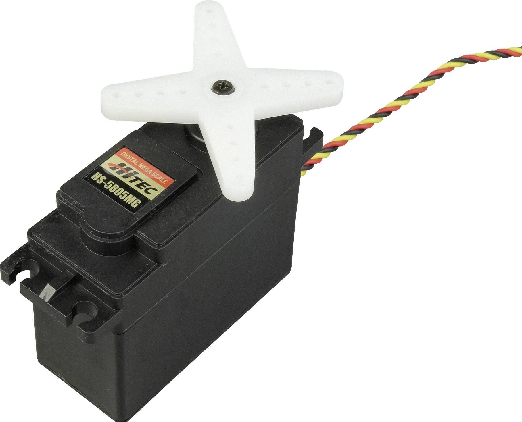 Špeciálne servo Hitec HS-5805MG