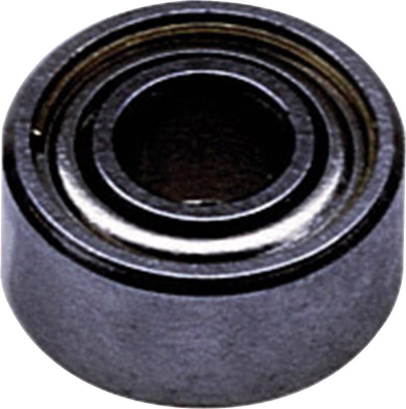 Radiální kuličkové ložisko Modelcraft nerezové Modelcraft, 3 x 7 x 3 mm