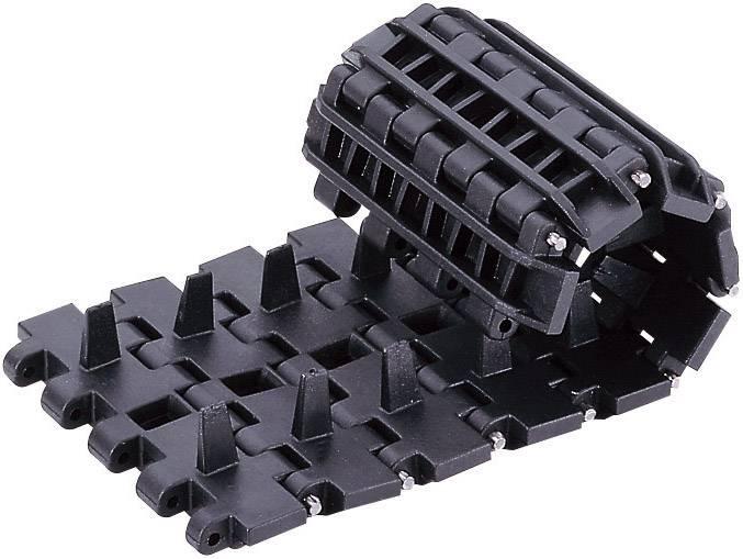 Sada plastových článků řetězu Modelcraft, 160 x 66,5 mm