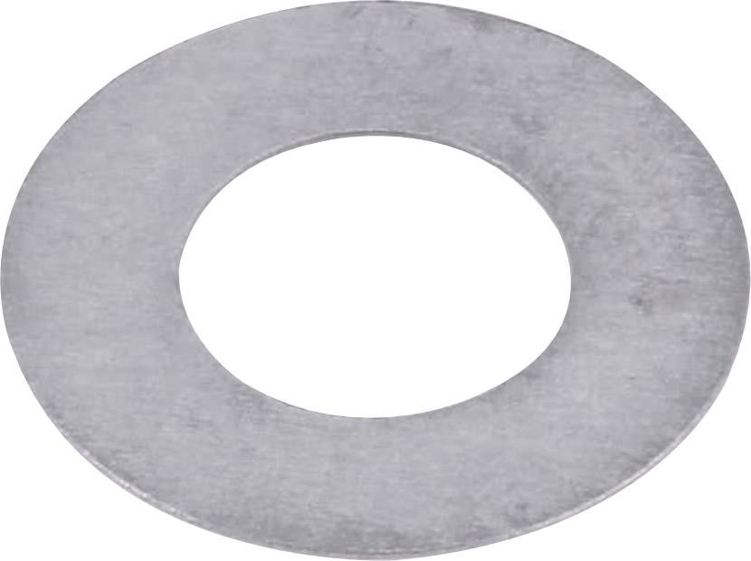 Podložka 0,3 mm, Ø 6 / 3 mm