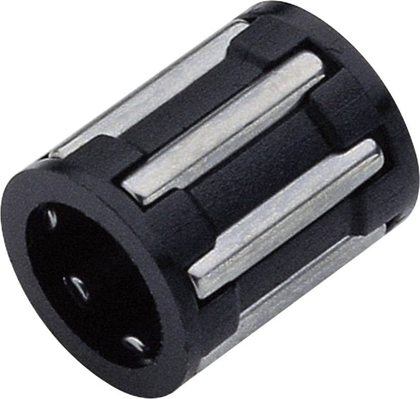 Jehlové ložisko Modelcraft, 4 x 7 x 7 mm