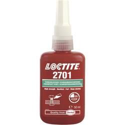 Lepidlo pro zajištění šroubů Loctite 2701, 135281, 50 ml, vysoká pevnost