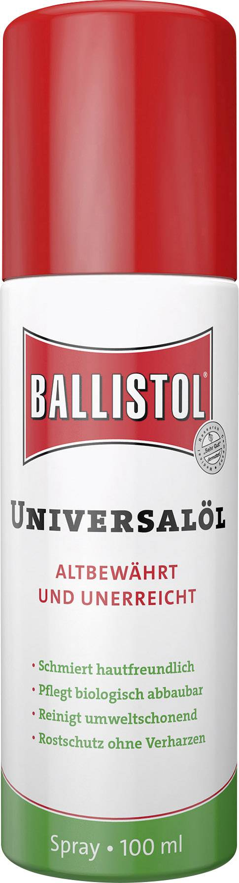 ZBROJNÍ OLEJ BALLISTOL 100 ml