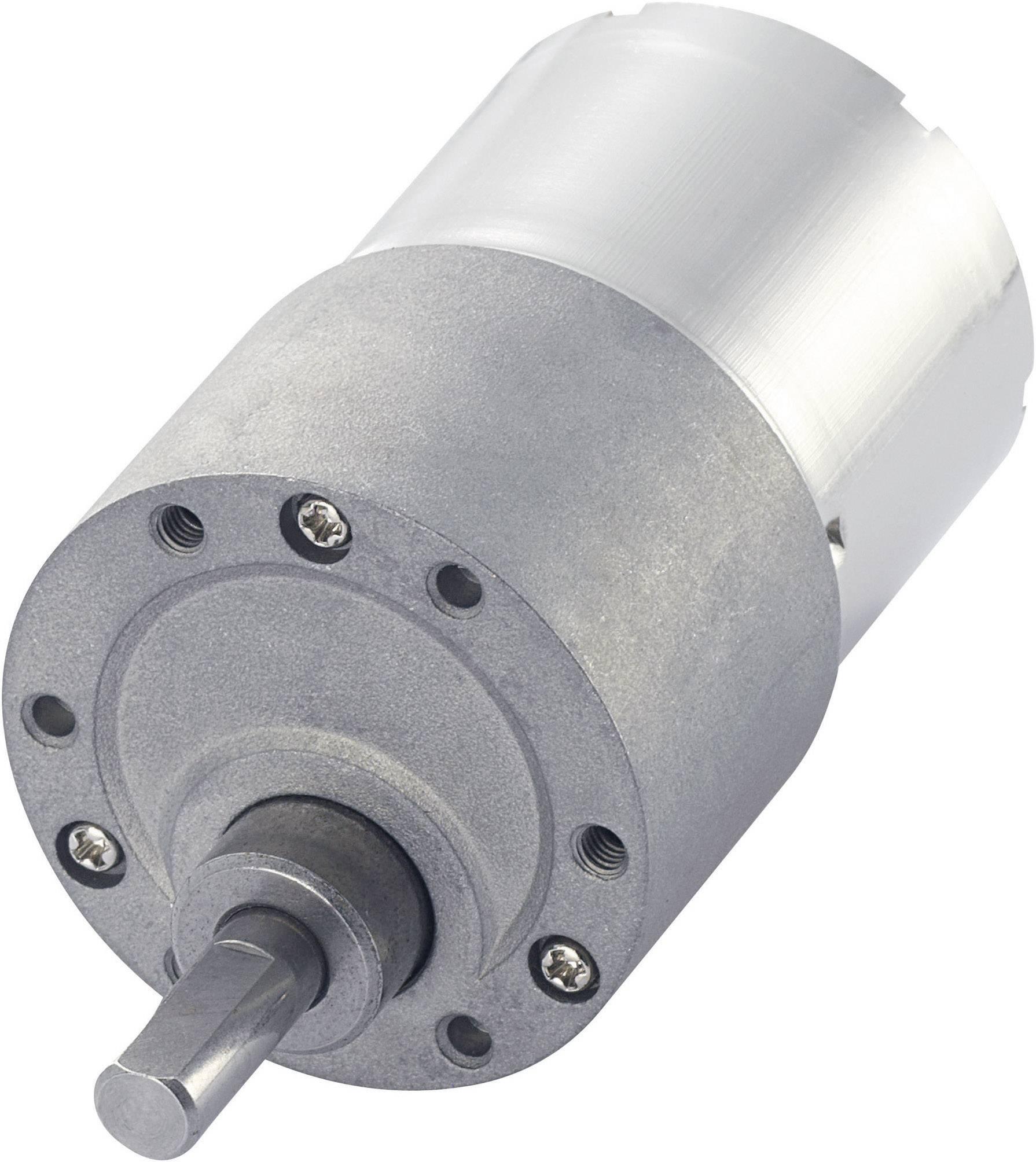 Motor s převodem Modelcraft RB350600-0A101R, 12 V, 600:1