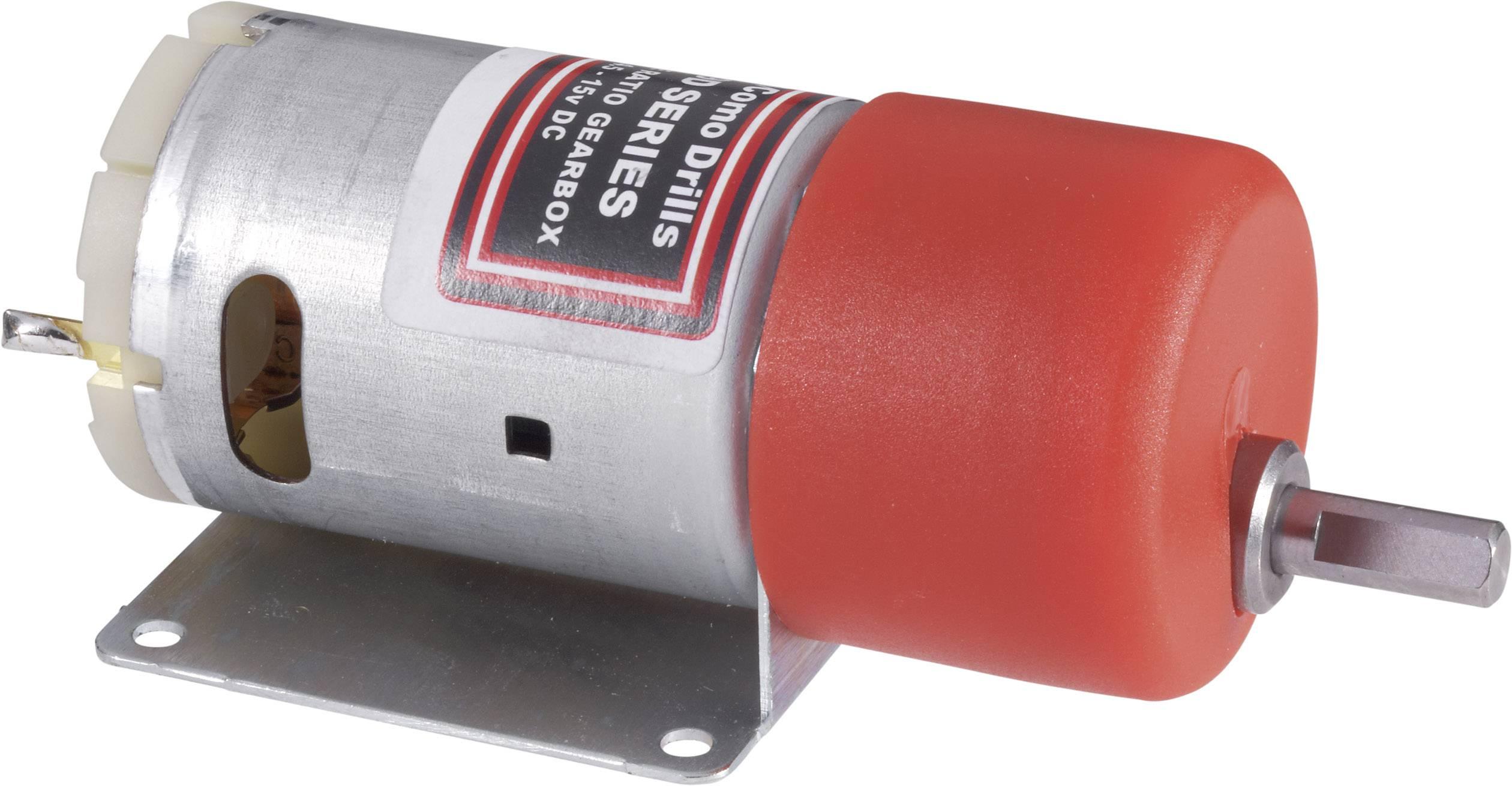 Prevodový motor MFA 919D61, 12 V/DC, 6:1