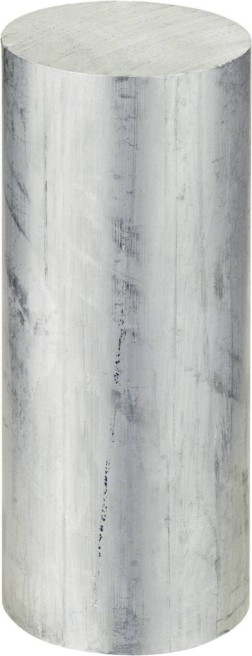 Guľatý profil Reely 237278, (Ø x d) 6 mm x 500 mm, hliník