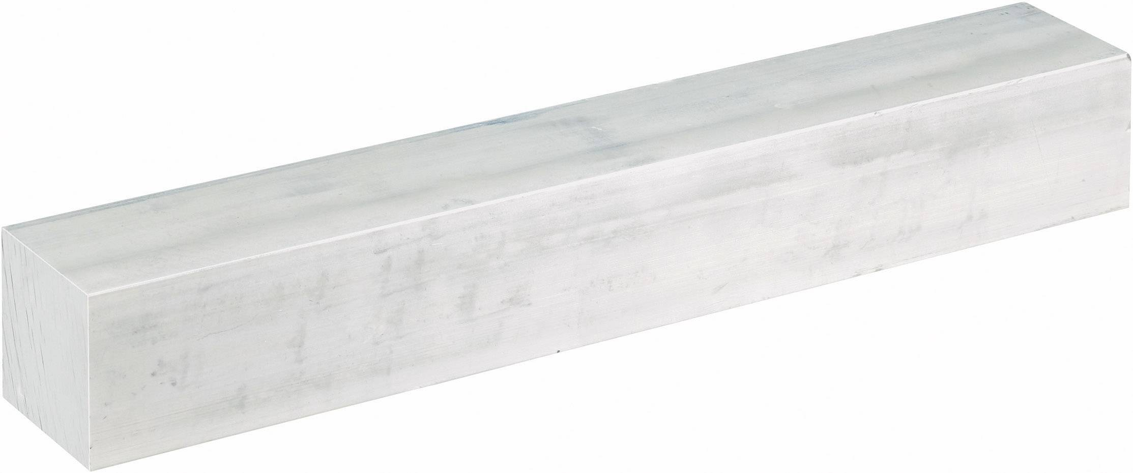 4-hranný profil Al/Cu/Mg/Pb/F37, 30 x 30 x 200 mm