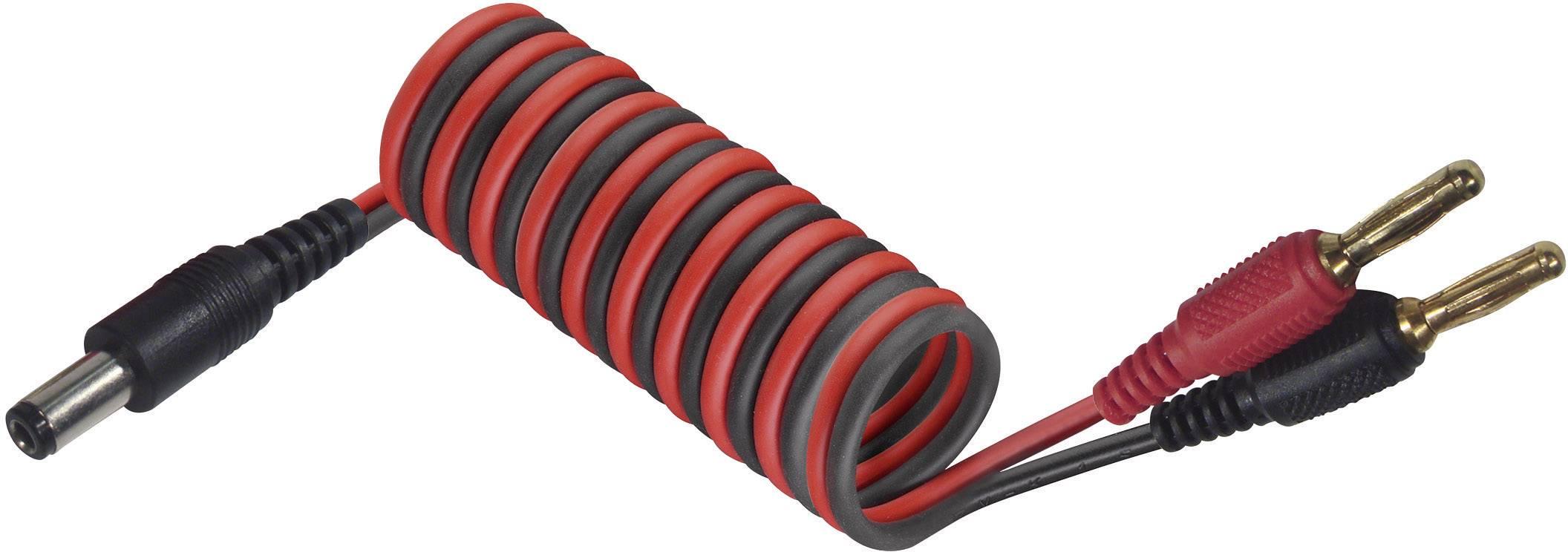Napájecí kabel vysílače Modelcraft, Futaba, 250 mm, 0,5 mm²