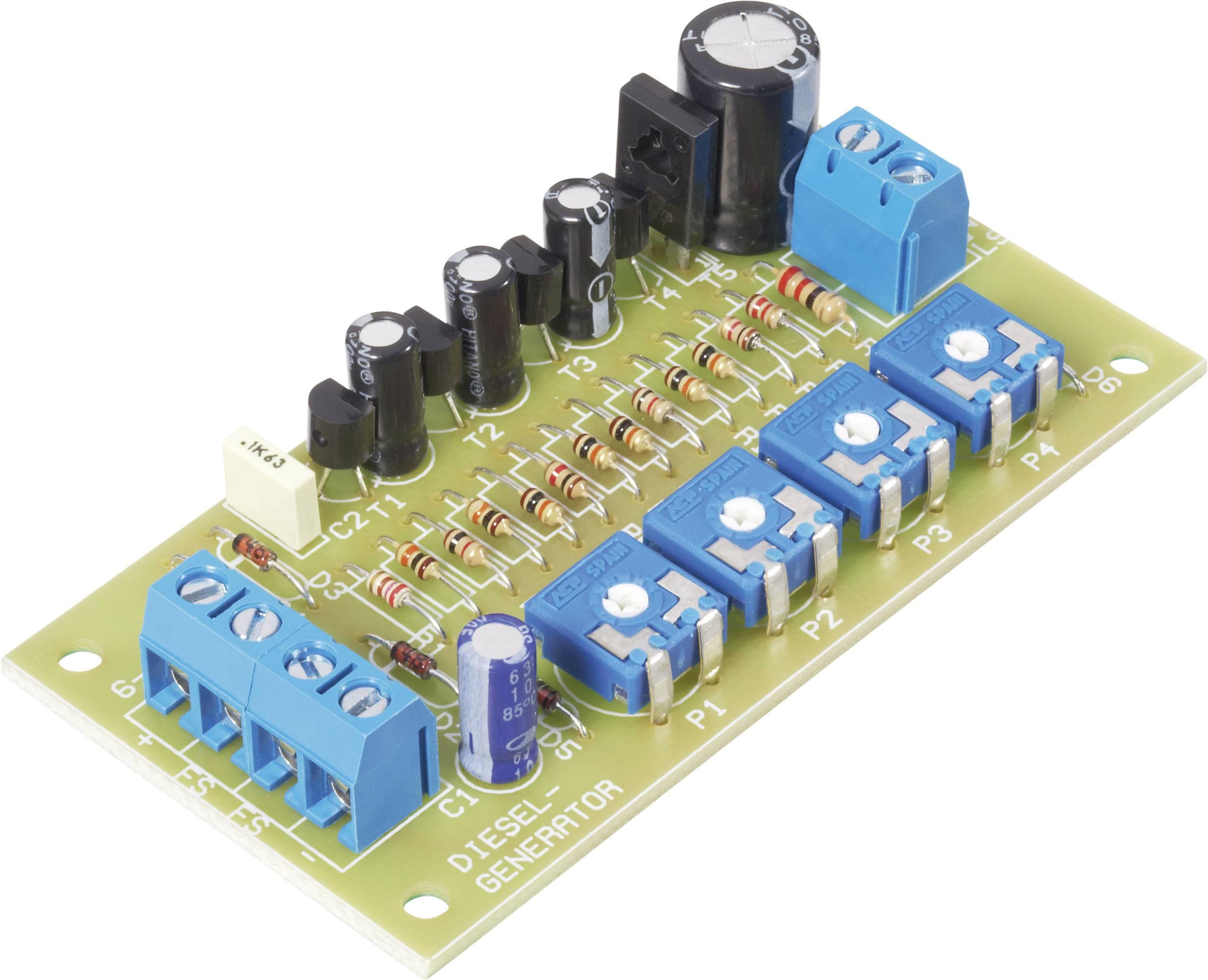 Audio modul 225223, 6 - 13 V