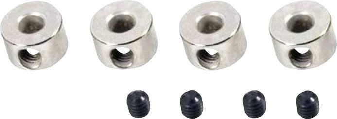 Zajišťovací kroužek Modelcraft, Ø 2,0 mm, 10 ks