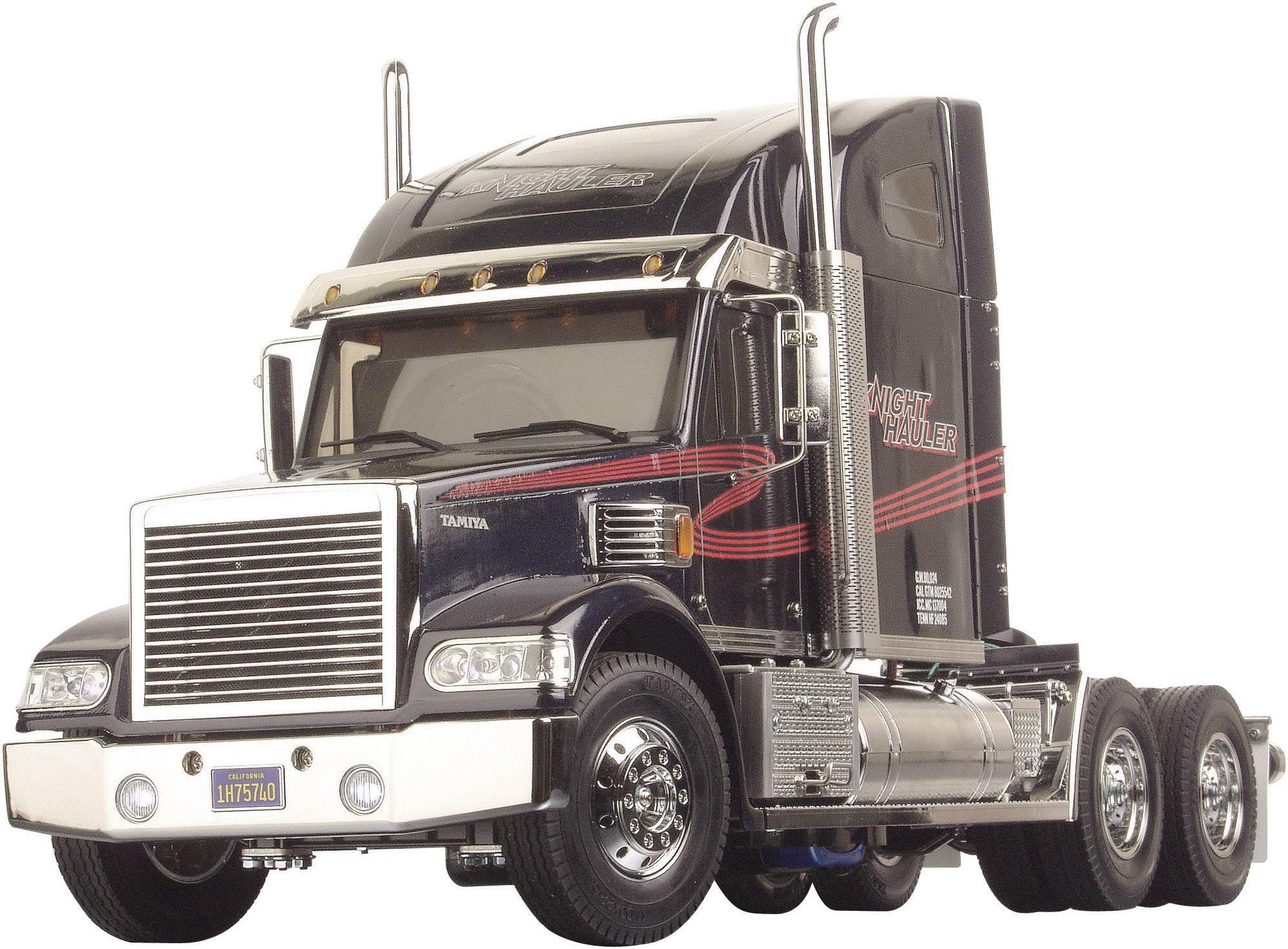 RC modely kamionů a tahačů